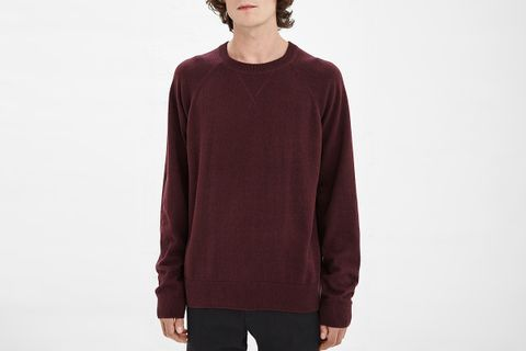 Melange Rule Sweater
