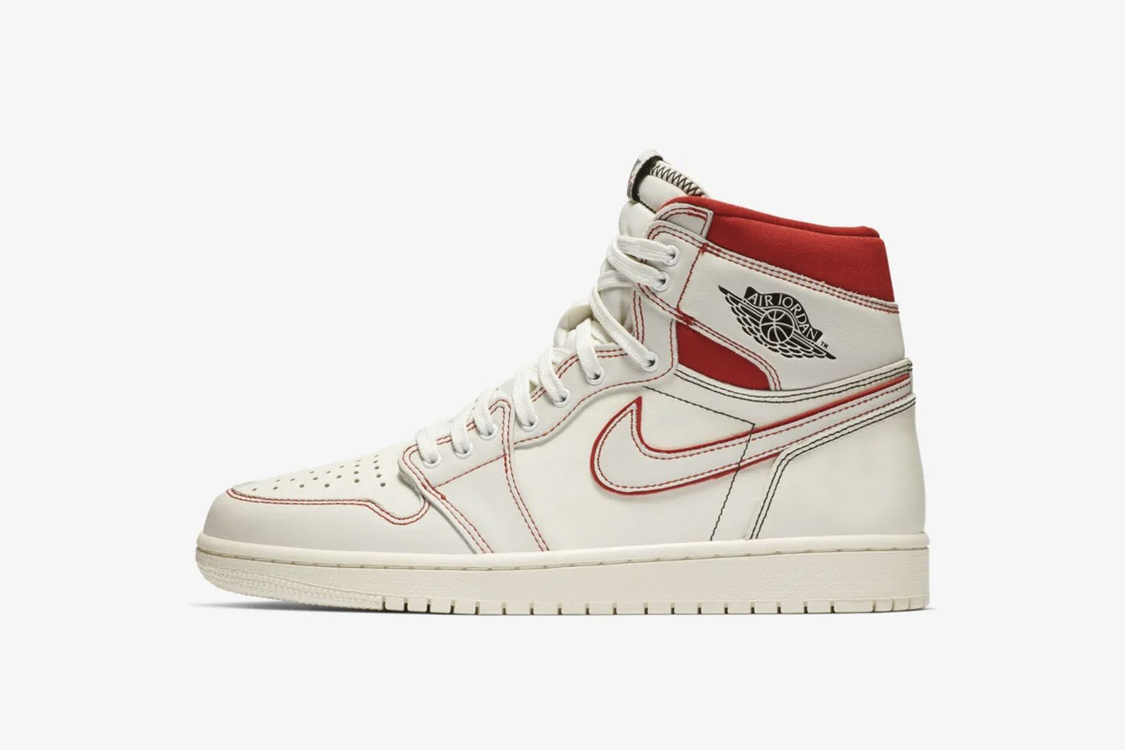 nike air jordan 1 sail university red release date price StockX jordan brand