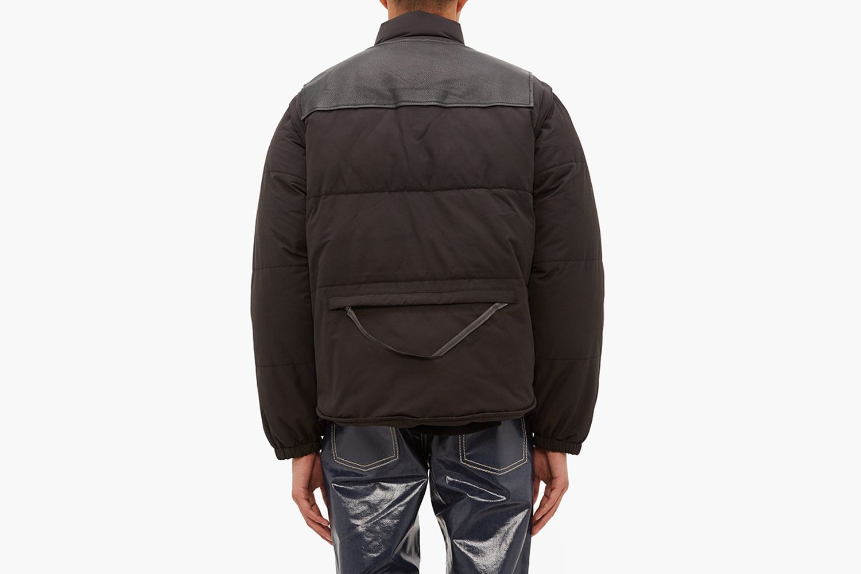 Detachable Sleeve Jacket