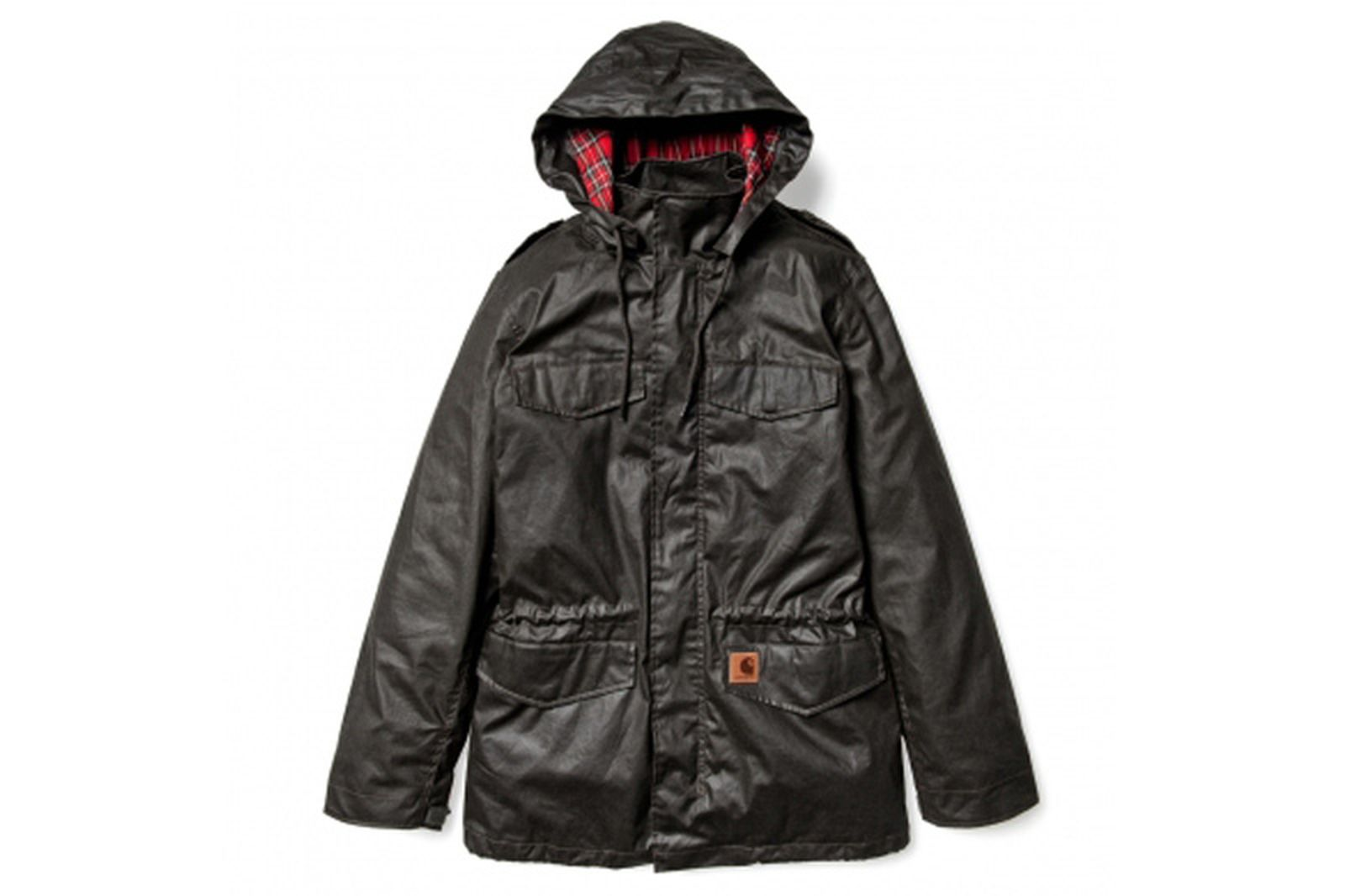 Carhartt-Columbia-Coat-Waxed-Jacket