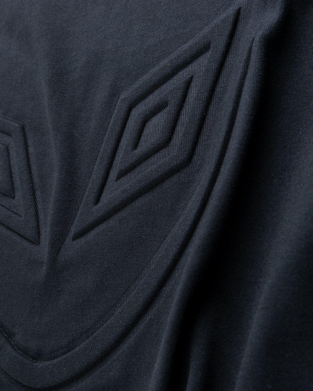 Umbro x Sucux – Oversize T-Shirt Black - Image 3