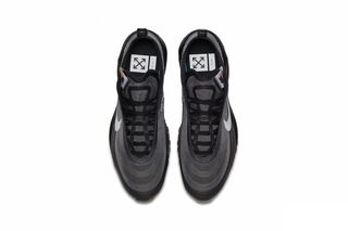 "d18eaee268 Nike. Nike. Previous Next. Brand: OFF-WHITE x Nike. Model: Air Max 97 ""Black""  ..."