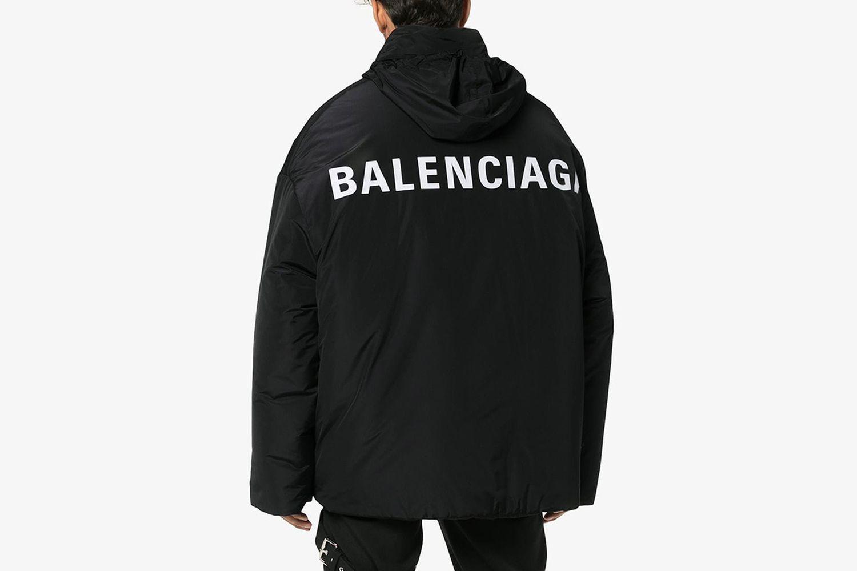 Large Logo Jacket