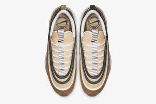 Nike Nike Air Max 97 gold Bullet Og Grailed