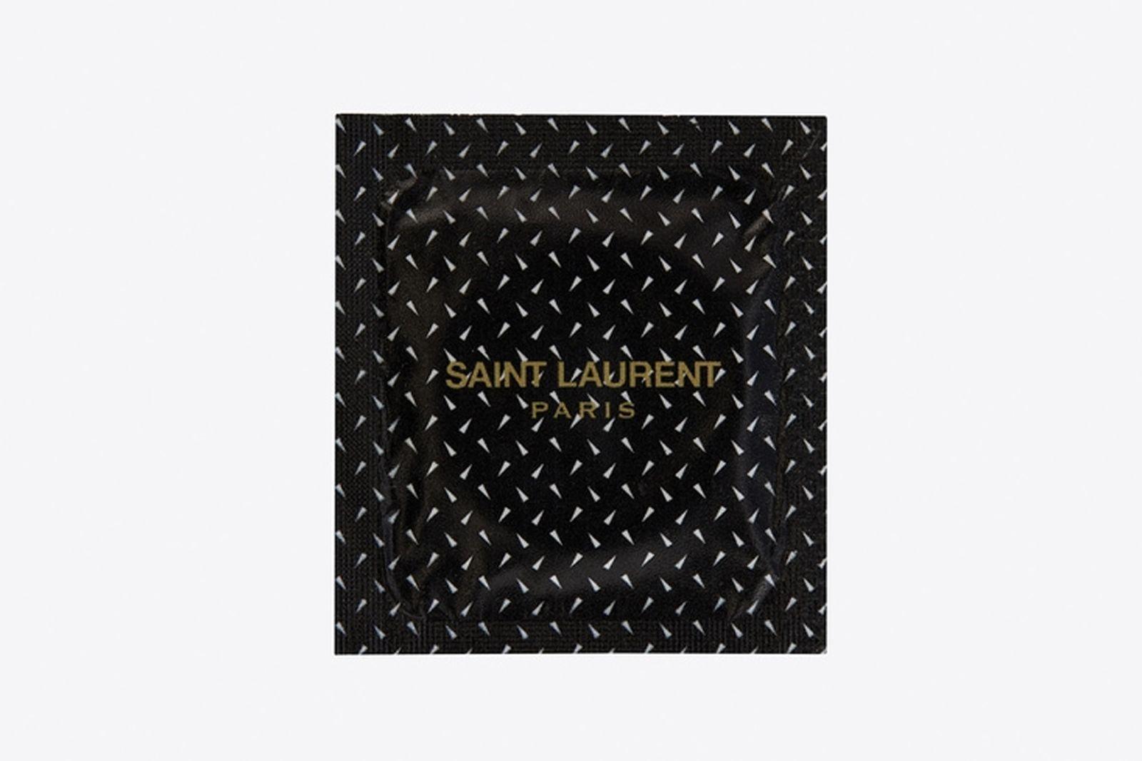 saint laurent condoms the love affair juergen teller