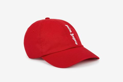 Logo-Embroidered Twill Cap