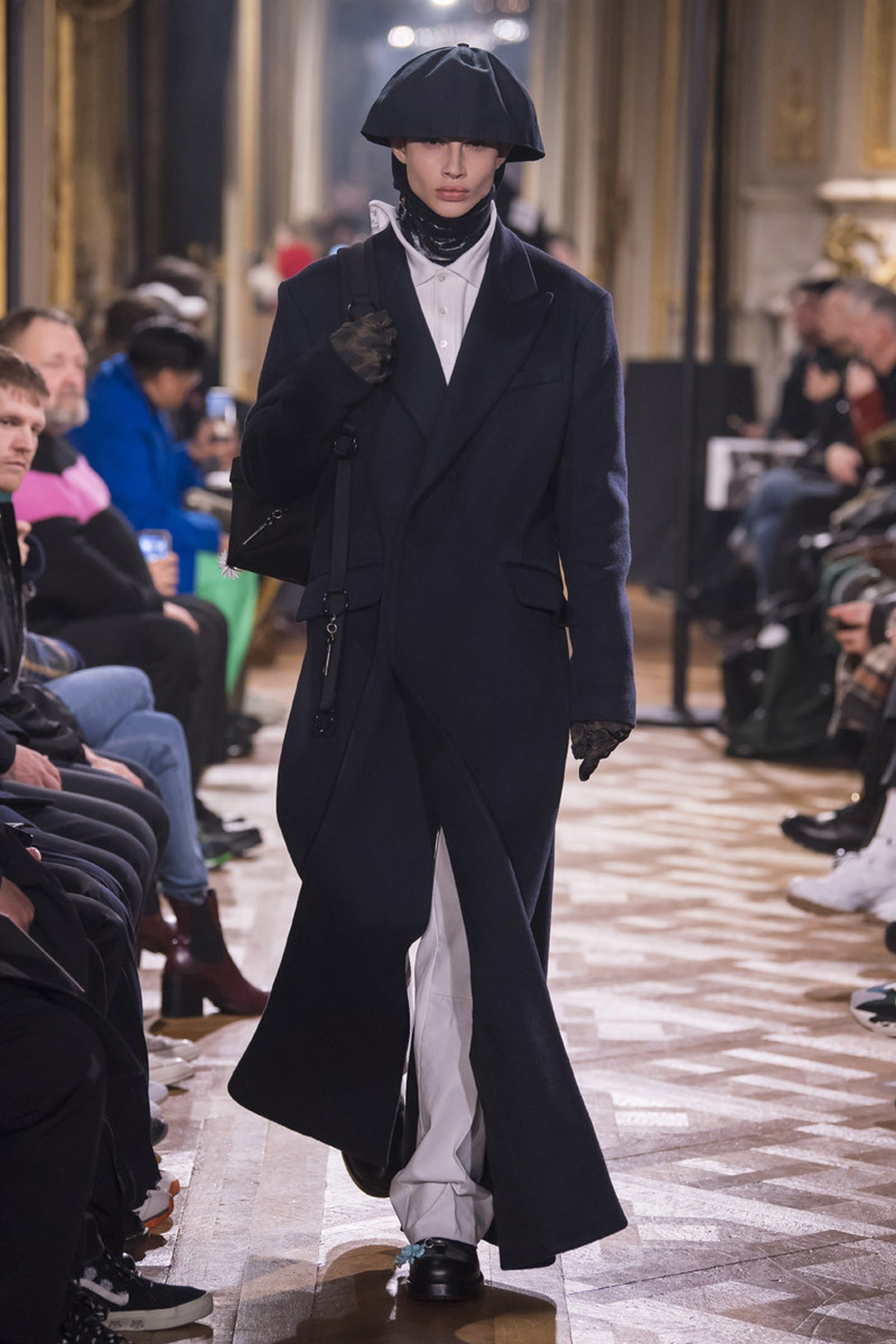 heres best paris fashion week according menswear buyers Raf Simons dior fw19