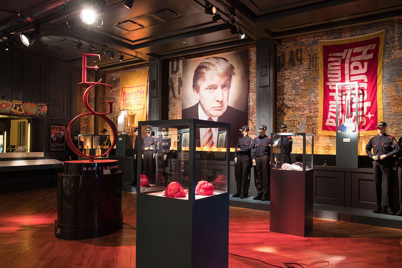andres serrano donald trump exhibition Supreme