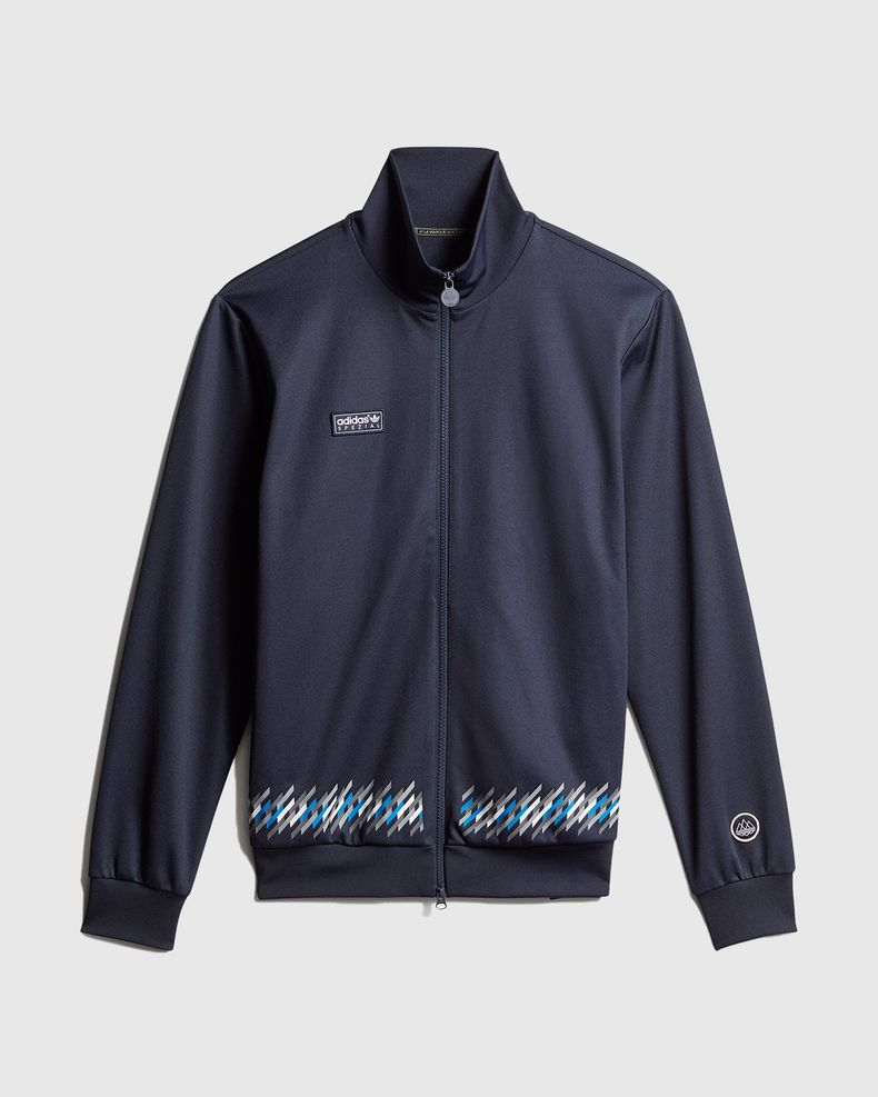 Adidas — Track Top Spezial x New Order Navy