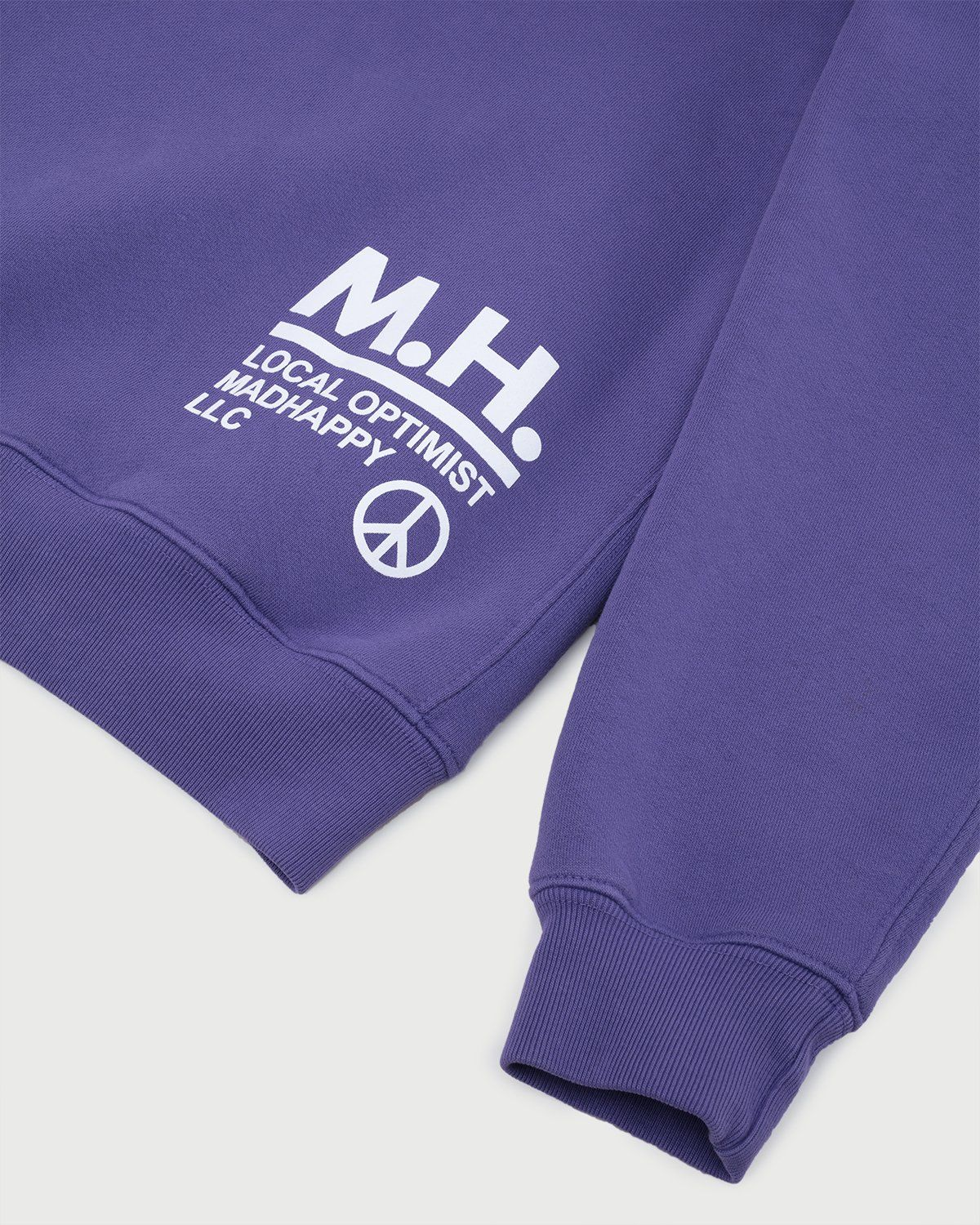 Colette Mon Amour x Madhappy  — Hoodie Purple - Image 3