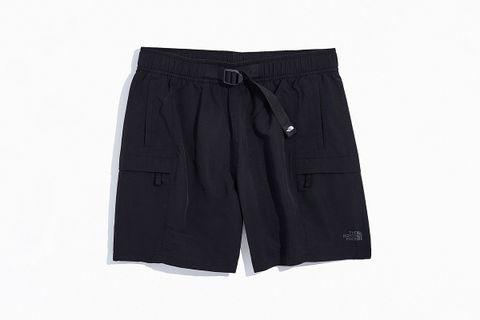 Class 5 Belted Nylon Short