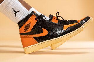 marcas reconocidas primer nivel buena calidad Nike Air Jordan 1 Shattered Backboard 3.0: Official Release Info