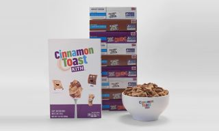 KITH Treats Is Launching Its Own Cinnamon Toast Crunch Cereal
