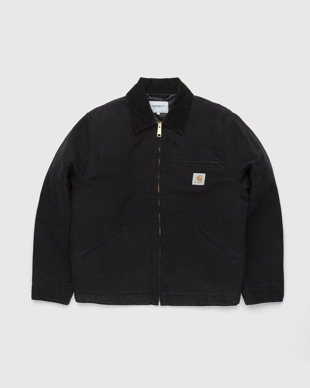 Carhartt WIP – OG Detroit Jacket Black - Image 1