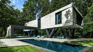 villa neo house querkopf architekten