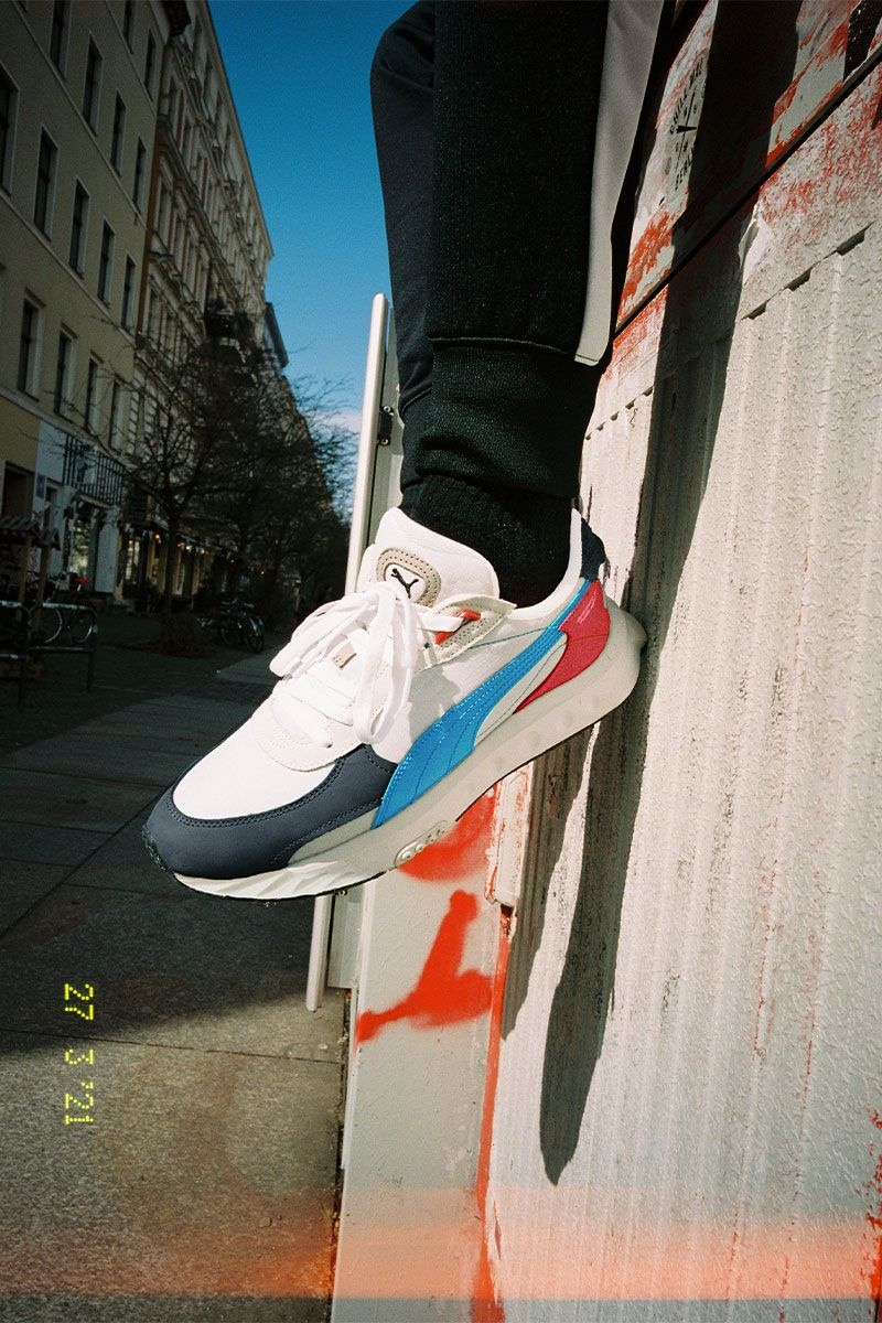 4 Photographers Took Puma's New Wild Riders to the Streets 66