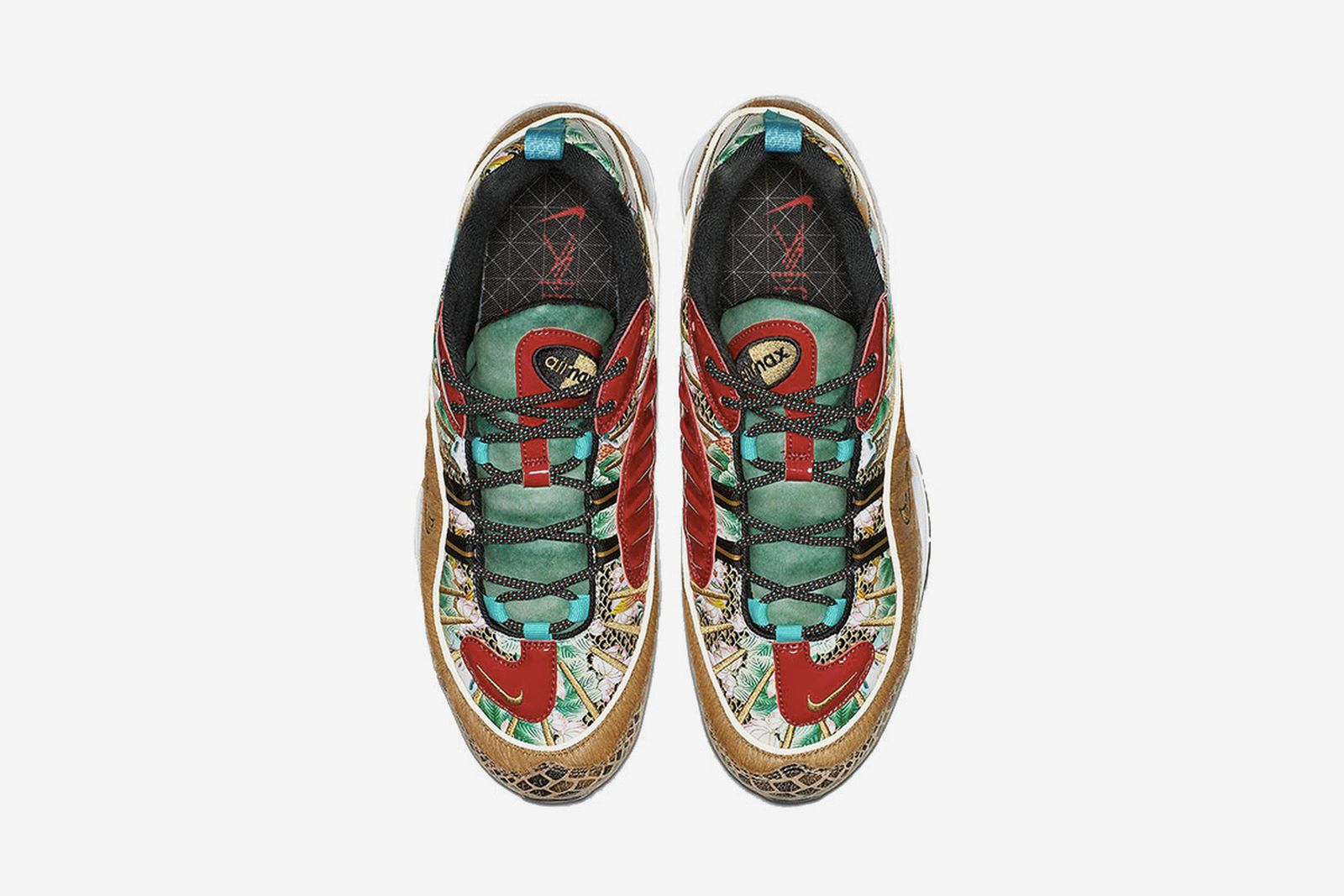 nike air max 98 chinese new year release