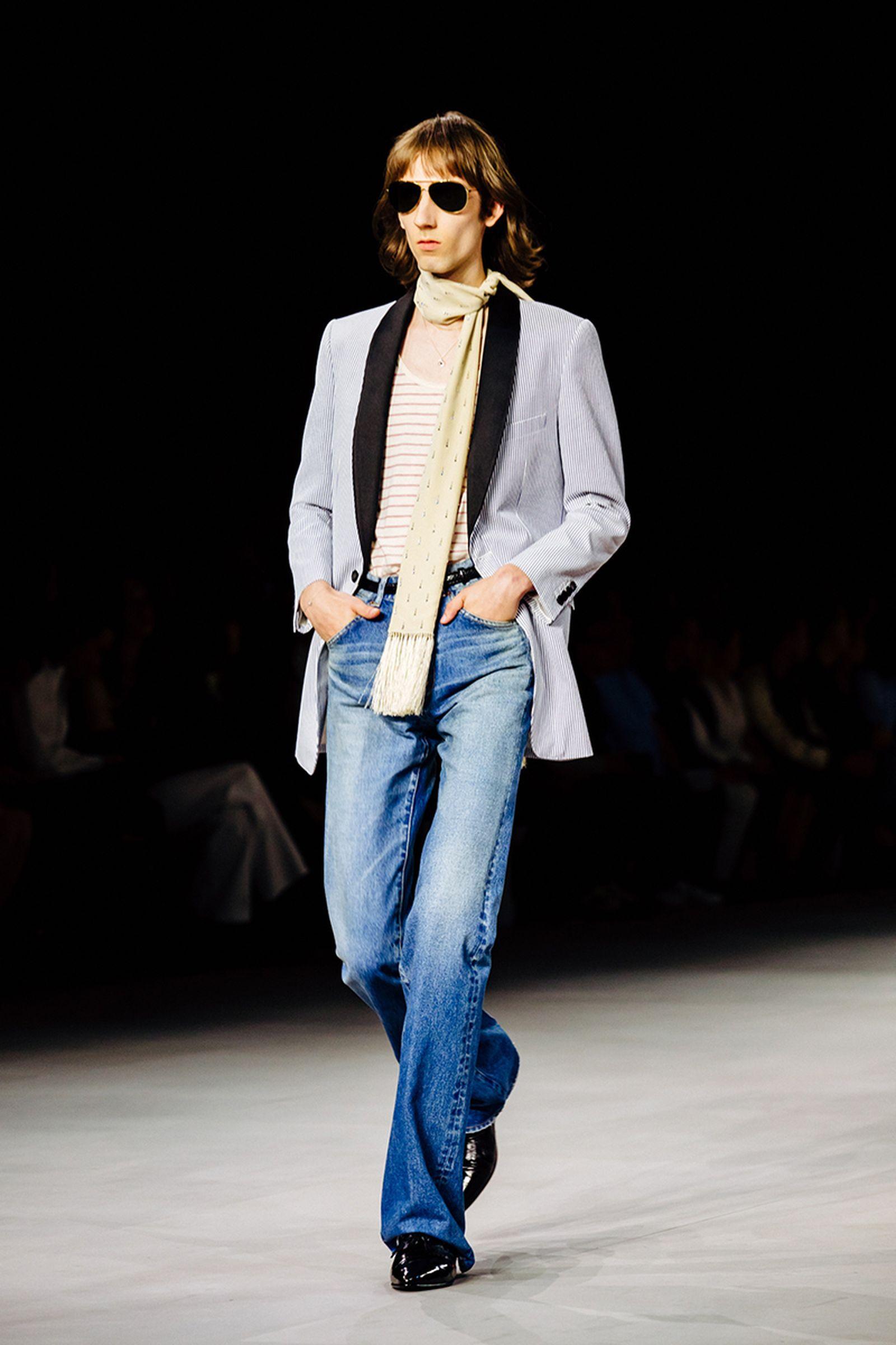 bootcut jeans Balenciaga Jacqeumus Levi's