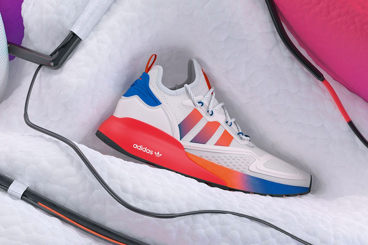 Prepare To Be Mesmerized by adidas' 'Oddly Satisfying' ZX 2K BOOST Videos 11