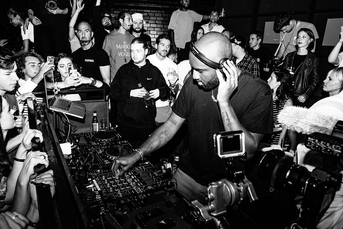 15cc4931d2 Virgil Abloh Talks DJing, Chicago & His Favorite Music of 2018