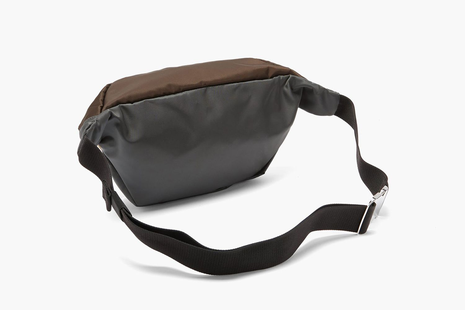 Bi-Colour Nylon Belt Bag