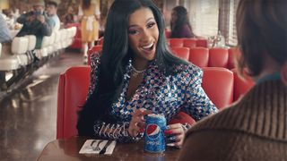 Watch Cardi B Lil Jon Steve Carell In Pepsi S Super Bowl Commercial