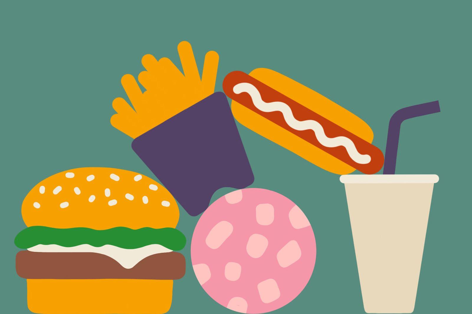 groom service 7 reasons break stop Consuming processed foods Curology
