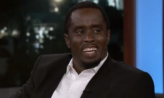 Watch Diddy Talk Snakes, Living With an Amish Family & Running for President