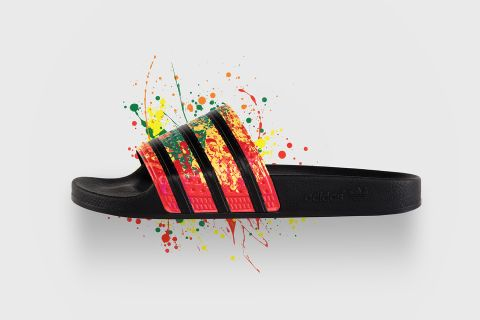 adidas Originals adilette 'Pride'
