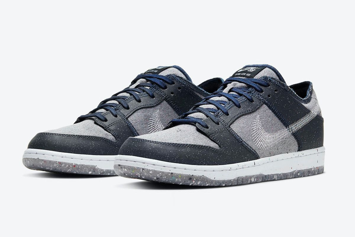 This Nike SB Dunk Low Is Environmentally-Conscious & We Love It 3