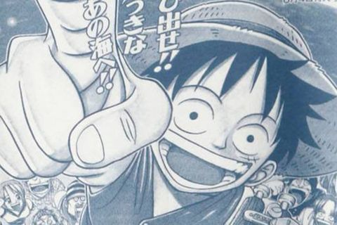 uniqlo onepiece main JUMP anime manga