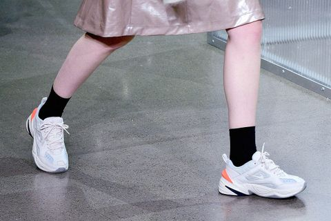 How Nike's Dadcore Air Monarch Became a Streetwear Phenomenon