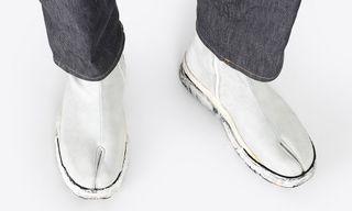 Explaining the Divisive Appeal of Maison Margiela's Tabi Shoe