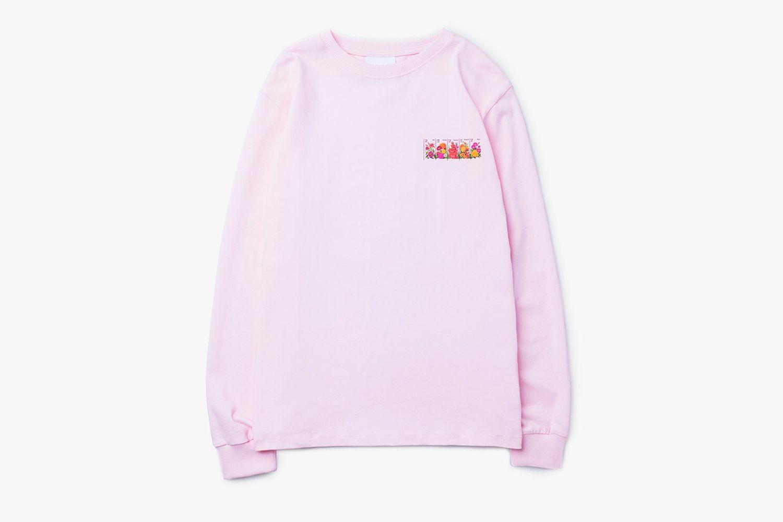 Boas Long-Sleeved T-shirt