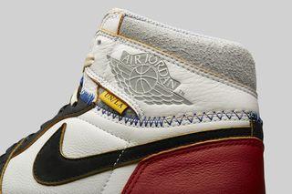 3ae24c95ff5477 Union x Air Jordan 1  Release Date