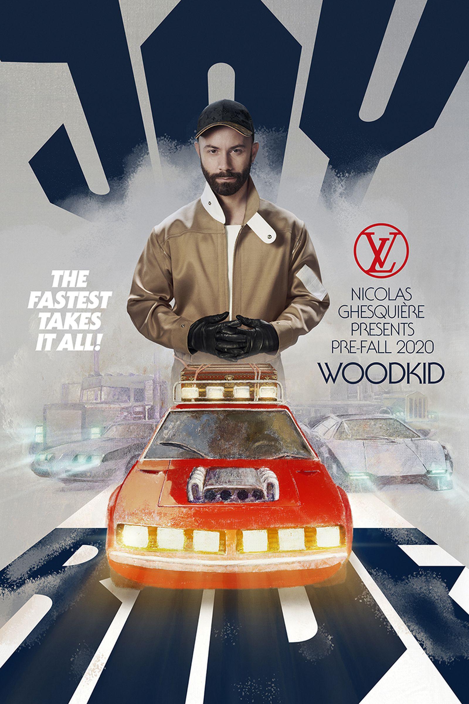 Louis Vuitton Pre-Fall 2020 Lookbook