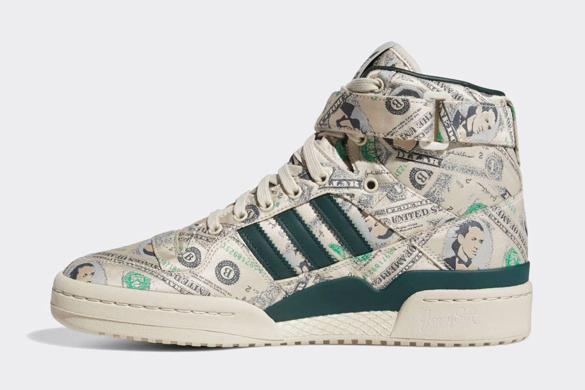 Jeremy Scott x adidas Is Back & All of a Sudden It's the Early 2000s Again