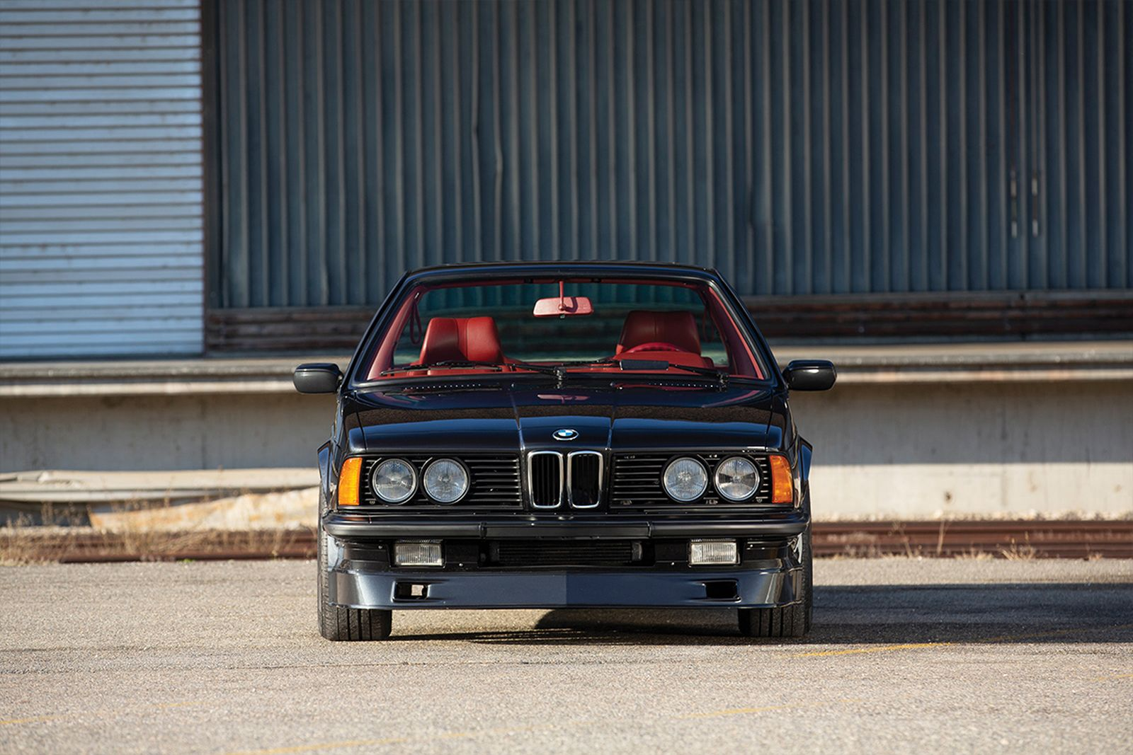bmw 1987 alpina b7 turbo coupe sothebys auction RM Sotheby's
