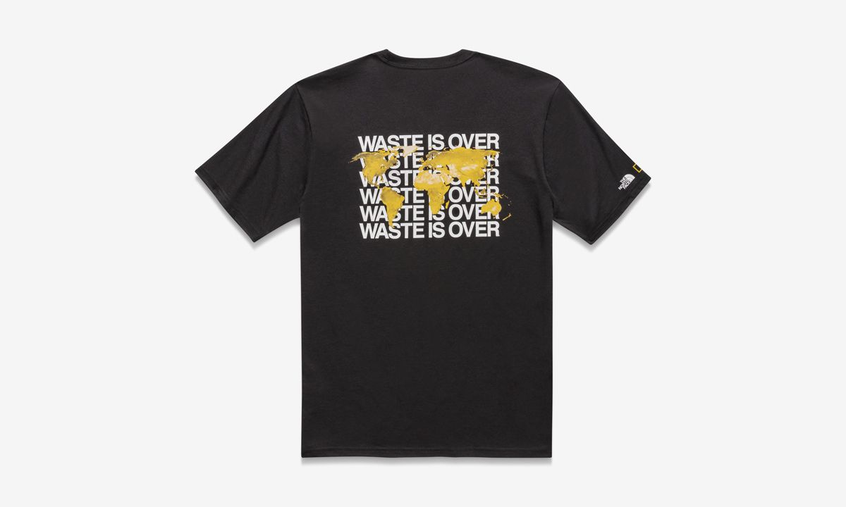 The North Face & National Geographic Combat Plastic Waste With Full Bottle Source Collection