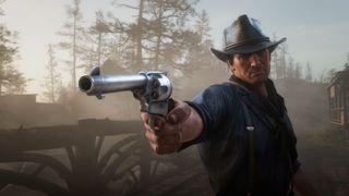red redemption 2 Red Dead Redemption 2 trailer