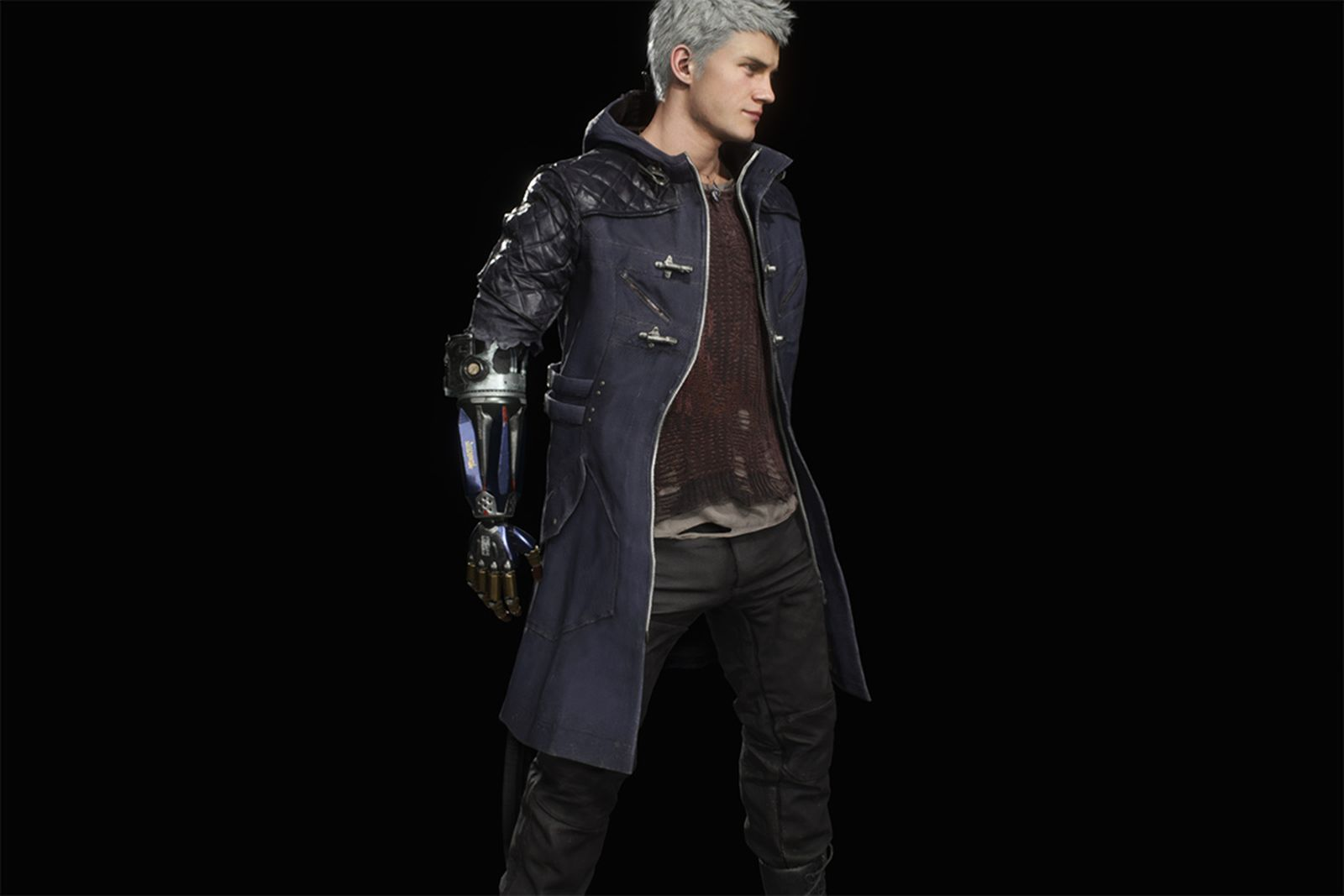 dmc5 Devil May Cry 5 interview playstation 4