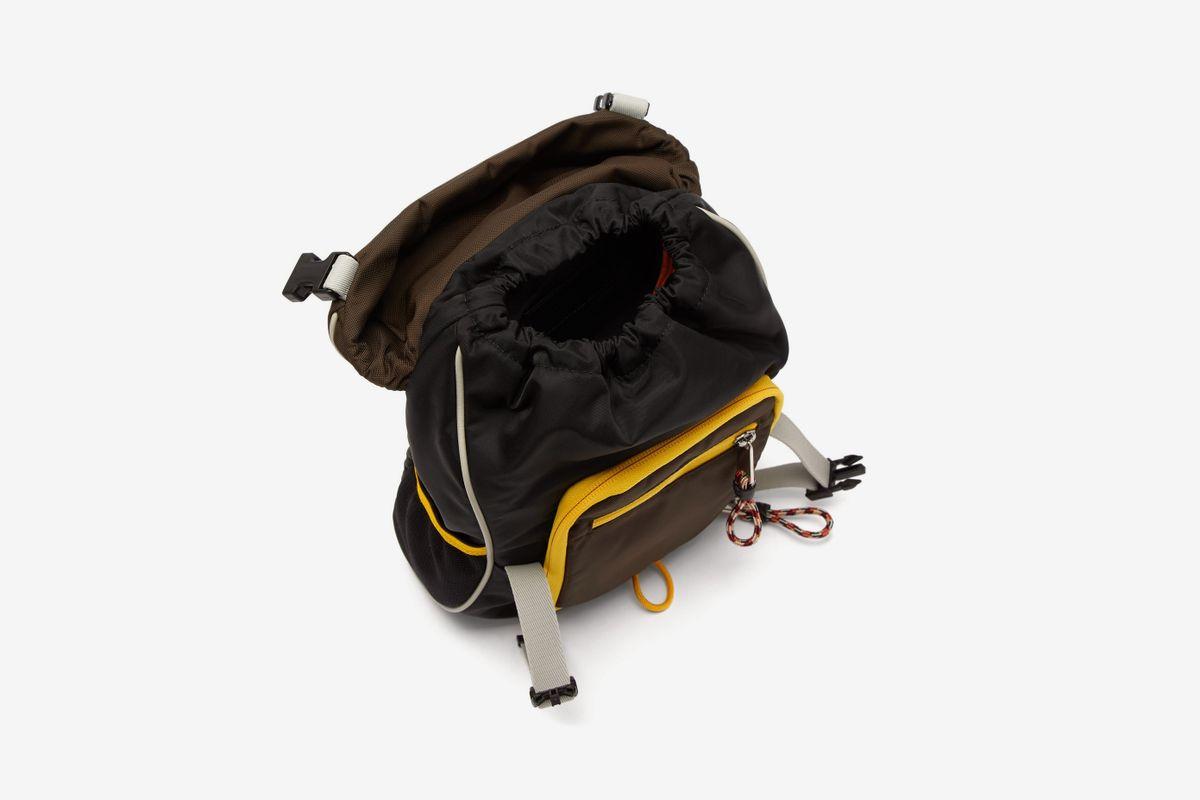 Logo-print Mini Backpack
