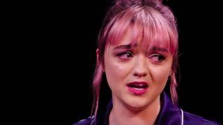 Maisie Williams Hot Ones