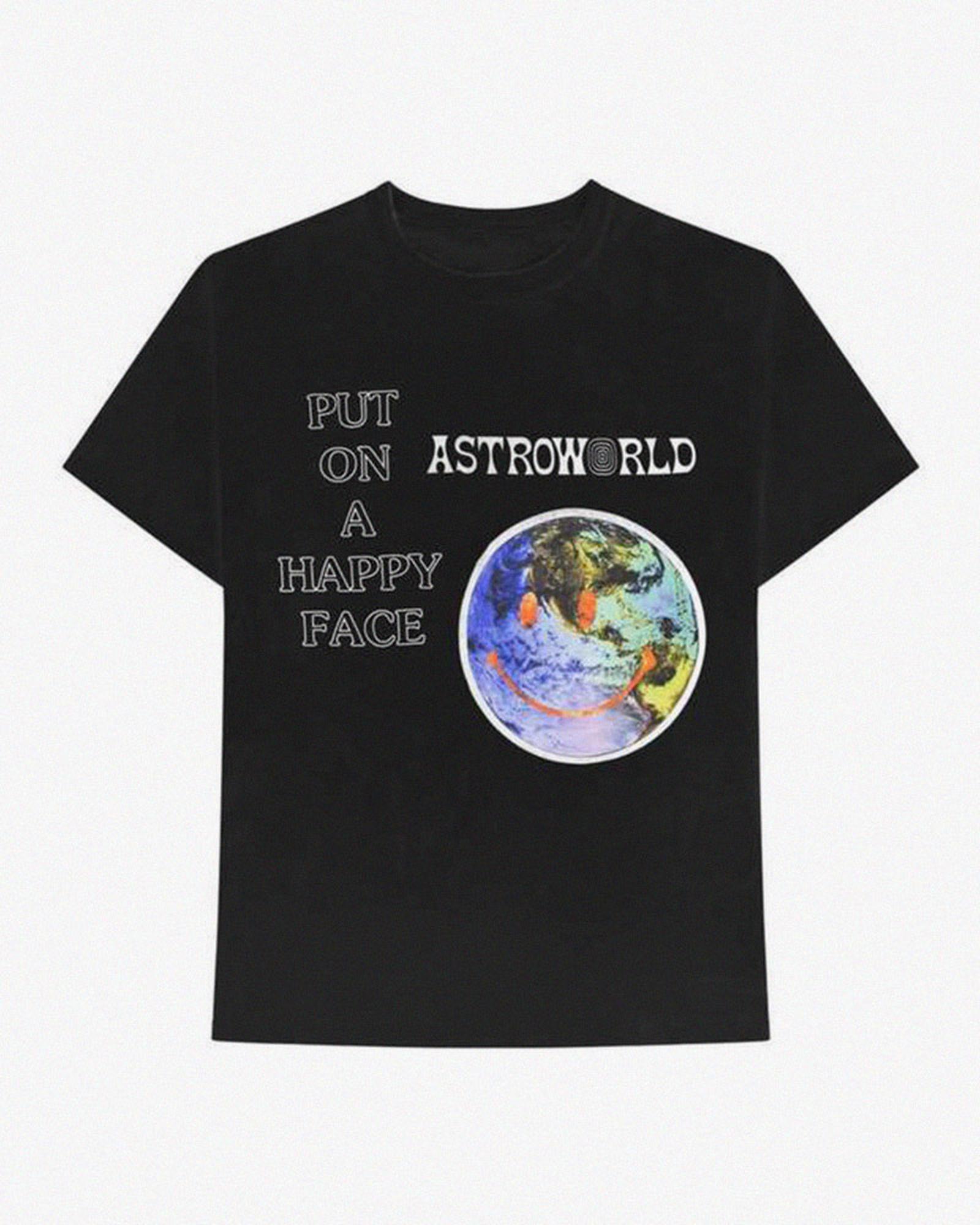 tour merch history astroworld