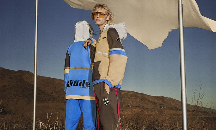 PUMA RHUDE SS20 collection