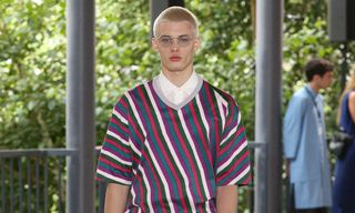 Issey Miyake's SS19 Presentation Showed Menswear in Its Purest Form