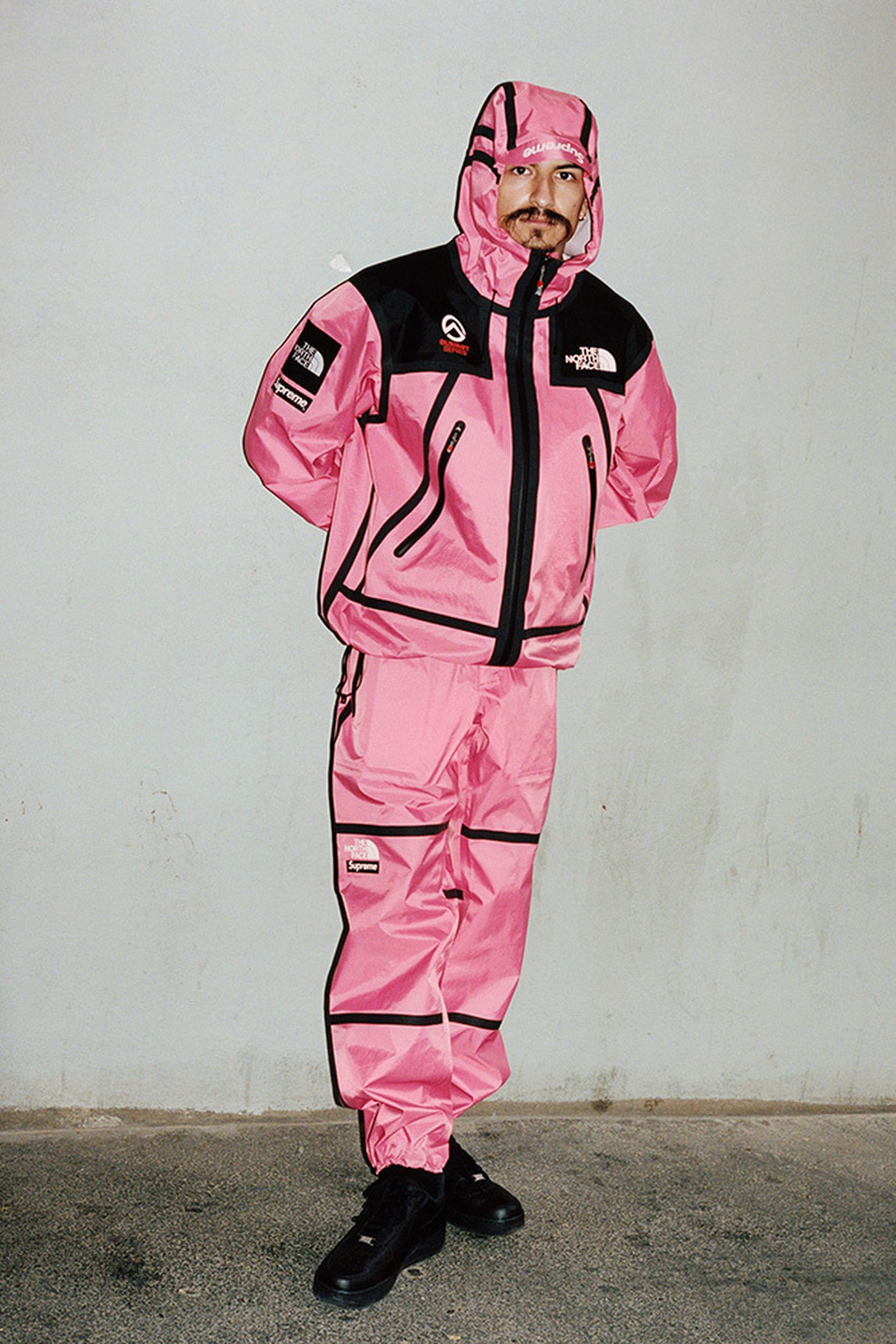 North Face Ss21 Taped Seam Pigment Collab