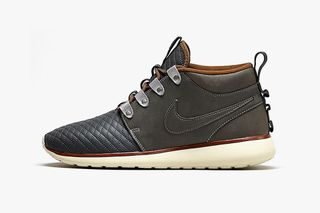 "buy popular 492df 6b47b Nike Roshe Run SneakerBoots ""Premium Leather"" Pack"