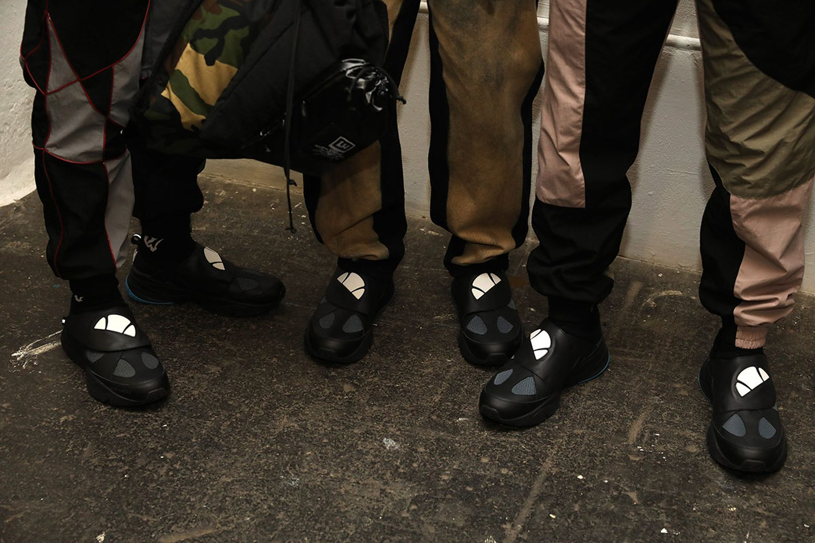 best sneaker collabs london fashion week fw19 Cottweiler Nike a cold wall