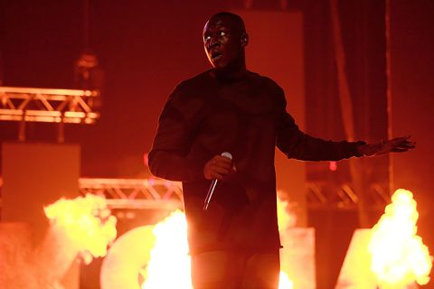 stormzy stops festival set england world cup FIFA World Cup 2018